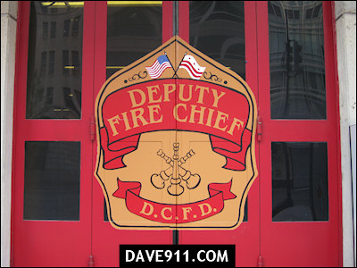 Washington D.C. Fire Department
