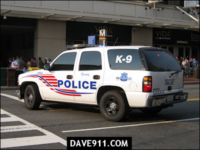 Washington D.C. Police Department