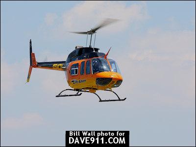 Center Point Fire - LifeSaver Scene Flight