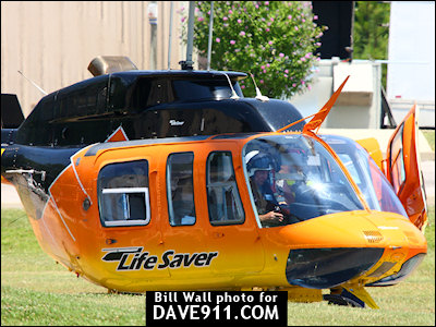 Center Point Fire - LifeSaver Scene Flight
