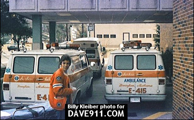 Suburban Ambulance