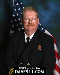 Captain Randy Mixon - Birmingham Fire & Rescue
