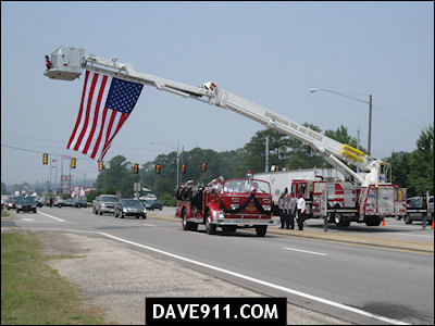 James E. Jarrell - Irondale Fire & Rescue (Retired)