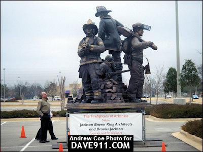 Arkansas Firefighter Memorial