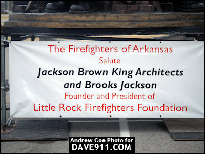 Arkansas Firefighter Memorial