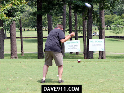 Birmingham Firefighters Local 117 Golf Tournament