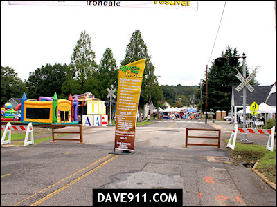 Irondale Whistle Stop Festival