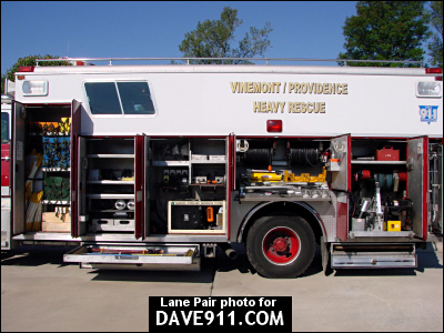 Vinemont Providence Fire & Rescue