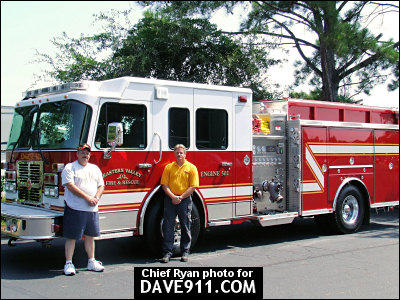 Eastern Valley Fire Department