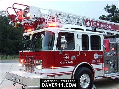 Crimson Fire Apparatus Demo