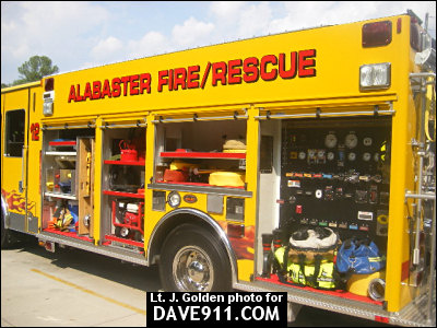 Alabaster Fire & Rescue