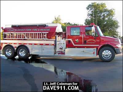 Locust Fork Fire Department
