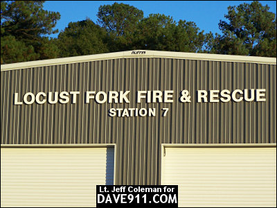Locust Fork Fire Department