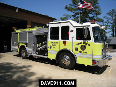 North Shelby Fire District - Engine 73