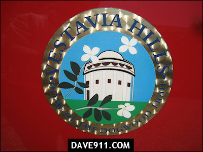 Vestavia Hills Fire Department - Engine 3