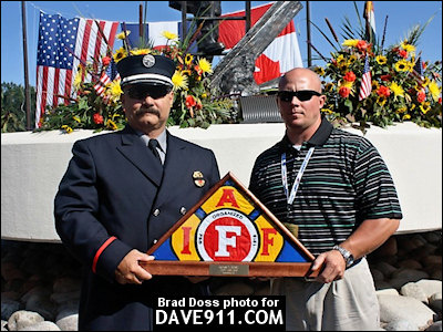 IAFF Fallen Firefighters Memorial