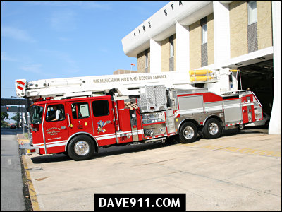 Birmingham Fire & Rescue Service