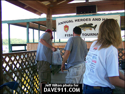 1st Annual Heroes and Hooks Fishing Tournament