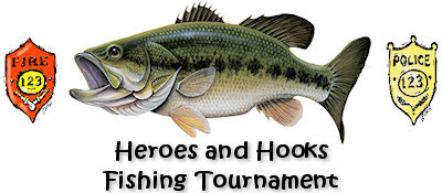 Heroes and Hooks Fishing Tournament