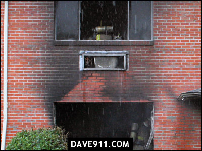 Graymont Apartment Fire