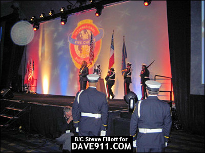 Center Point Fire District Honor Guard