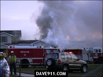 Minot Air Force Base Fire Department