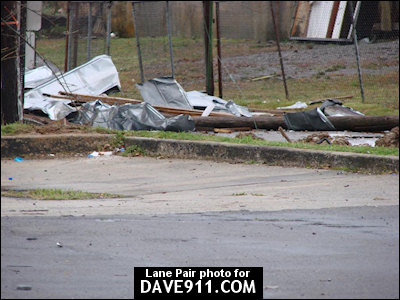 Cullman Tornado Damage