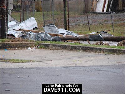 Cullman Tornado Damage