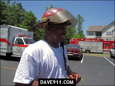 Cameron at the Summit Apartments Fire - Part 2