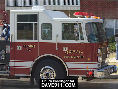 Irondale Apartment Fire
