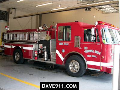 Vestavia Hills Fire & Rescue