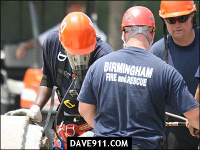 EMA Drill 2007