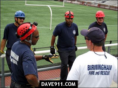 Multijurisdiction Training : Legion Field - Birmingham