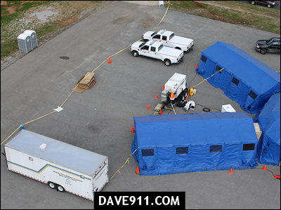 Jefferson County EMA Exercise