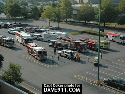 Hoover Disaster Drill