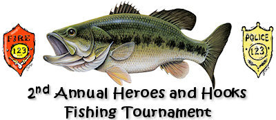 2nd Annual Heroes and Hooks Fishing Tournament