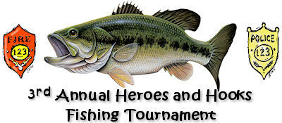 3rd Annual Heroes and Hooks Fishing Tournament